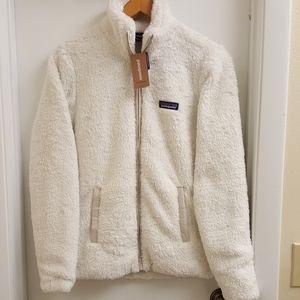 😍NEW with tags Patagonia Los Gatos Sherpa jacket